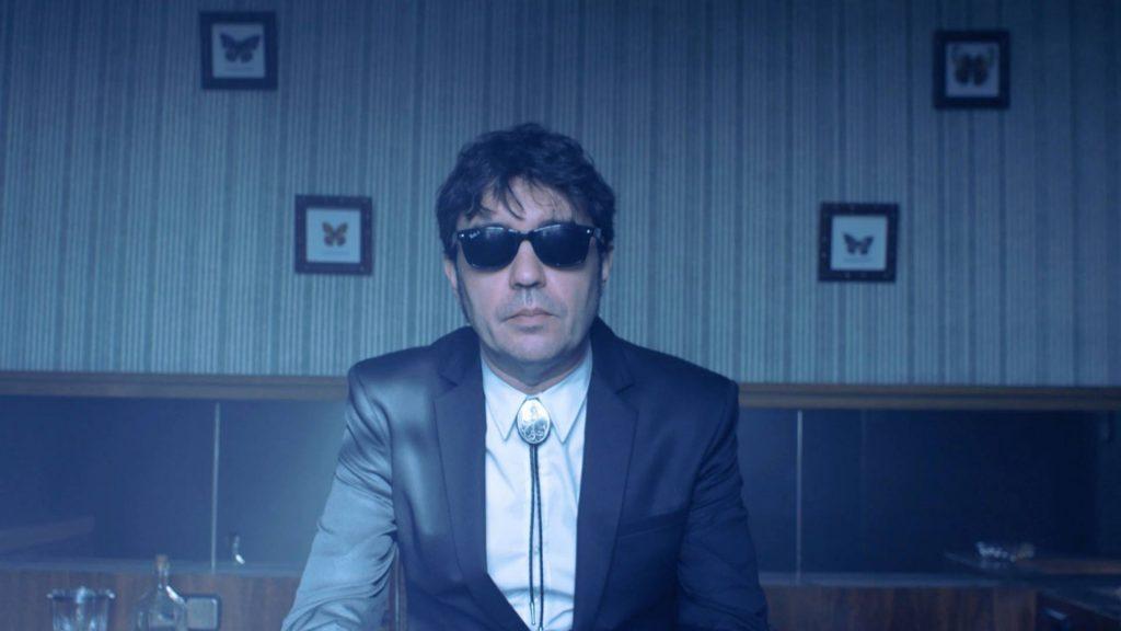 fotografía extraída del videoclip de Bicha