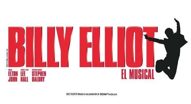 Musical Billy Elliot en Madrid en el Nuevo Teatro Alcalá.